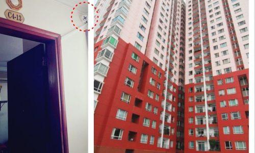 Dịch vụ lắp đặt camera giám sát cho chung cư uy tín, chất lượng.