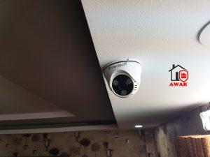 Kiểu dáng phải tương thích với vị trí cần lắp đặt camera giám sát