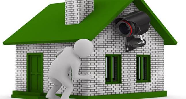 Lắp đặt camera giám sát tại nhà