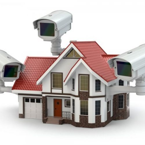 Lắp bao nhiêu camera quan sát nhà ở?