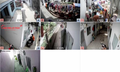 Giải pháp camera giám sát nhà trọ