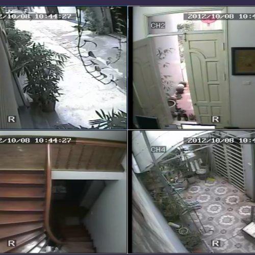 Gắn camera giám sát tại nhà có thực sự phòng trộm?
