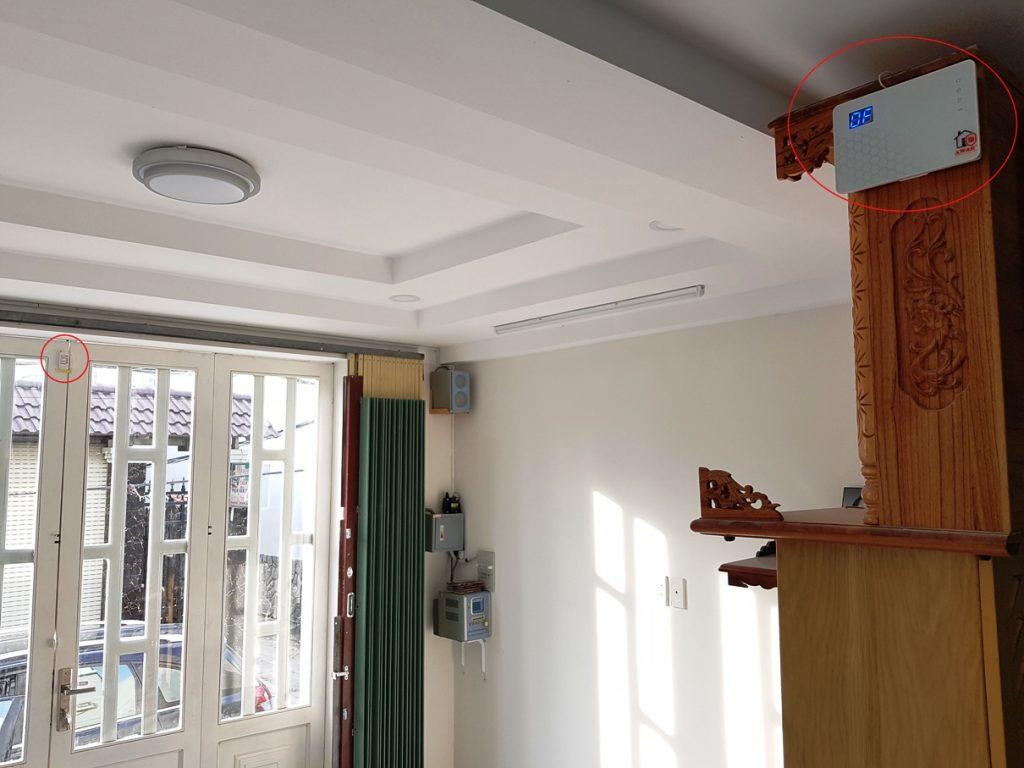 lắp đặt camera giám sát quận Bình Tân