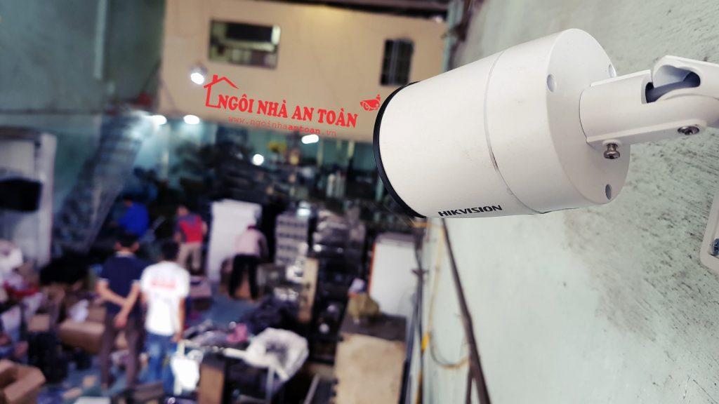 lắp đặt camera giám sát nhà xưởng Củ Chi